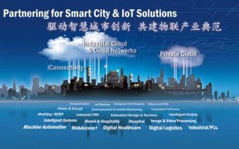 研华向智慧城市布局变革