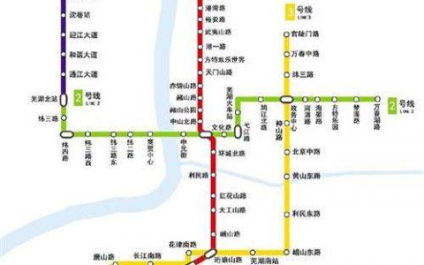 烽火成功中标并签订芜湖市1号线、2号线一期工程通信系统项目