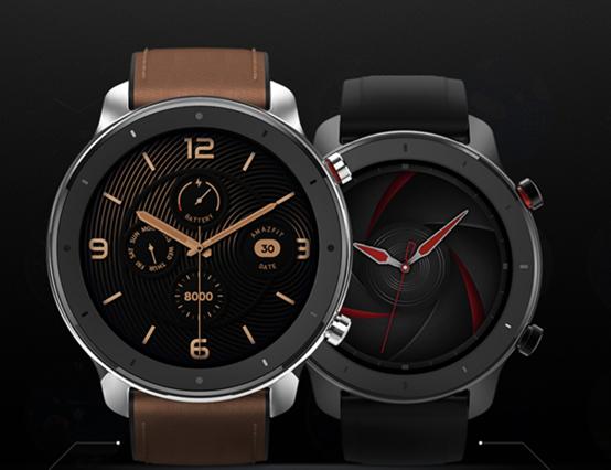 功能全面续航24天,华米科技Amazfit GTR智能手表999元热卖中