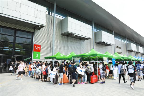第十七届ChinaJoy首日回顾 盛趣游戏辐射主题日赚足人气