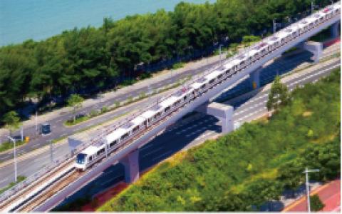 深圳地铁:穿越城市的力量 用联接实现梦想