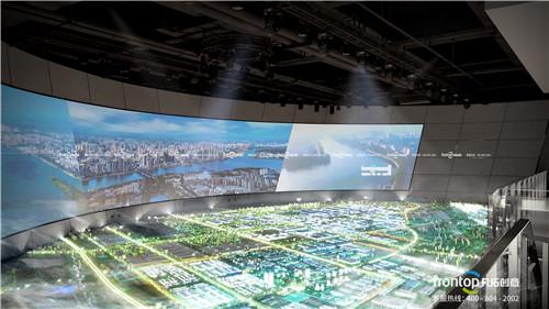 打造襄阳自贸区新标杆,云端沙盘畅想开放新经济