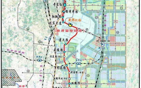 烽火助力中原地区首条跨市级地铁线路建设