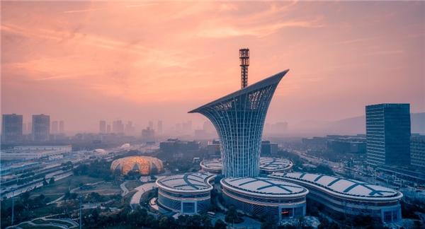 烽火:智慧城市的缩影——智慧园区