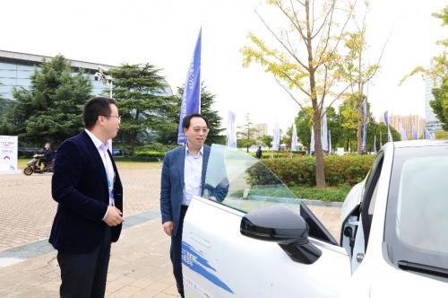 中国信科集团发挥产业桥梁作用,推动C-V2X商用步伐