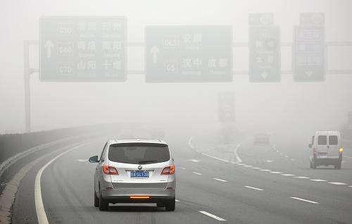 秋冬季节大雾频发,眼控科技助力能见度智能观测