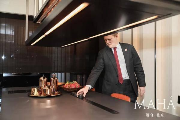 缦合·北京|在家中打造米其林星厨,对于生活它真的做到了极致