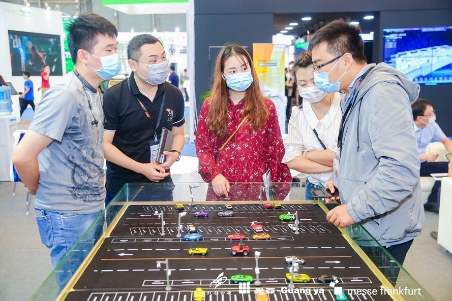 Parking China 2021助力智慧停车行业深化建设