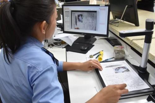 眼控科技智能电子档案管理系统,助力车管业务降本增效