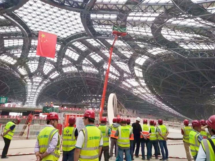 """烽火荣获2020年度""""北京市优质安装工程奖"""""""