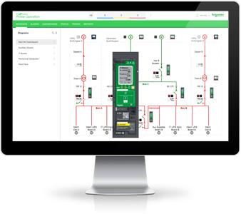 施耐德电气发布EcoStruxure™ Power Operation 2021电力监控系统
