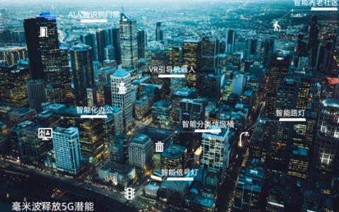 城市运行将更智能,5G毫米波促进数字化转型,高通提供技术支持